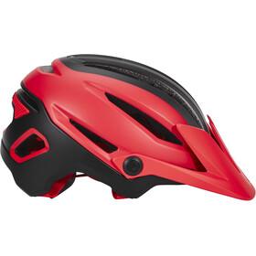 Bell Sixer MIPS casco per bici rosso/nero